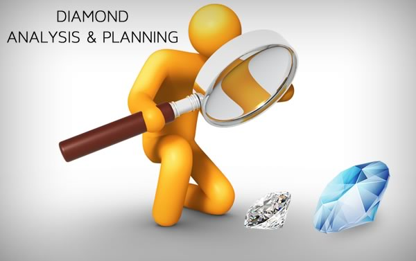 Diamond Analysis & Planning